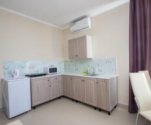 2х-комнатные апартаменты с балконом и стиральной машиной